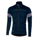 Castelli Transition Jacket Blue/Moonlight