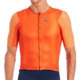 Giordana Silverline S/S Orange Jersey