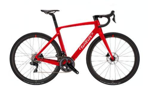 Wilier Cento10 Hybrid 8070 Air 38KC Red Glossy