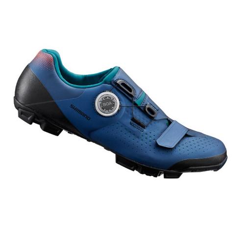 Shimano XC501 Womens Shoes Navy