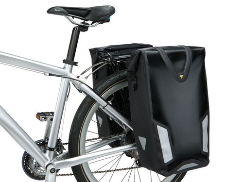 Topeak Pannier Dry Bag Single Black