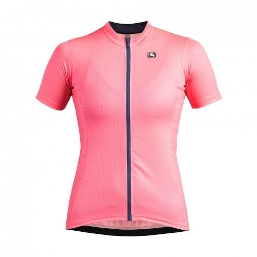 Giordana Fusion Womens Pink Jersey