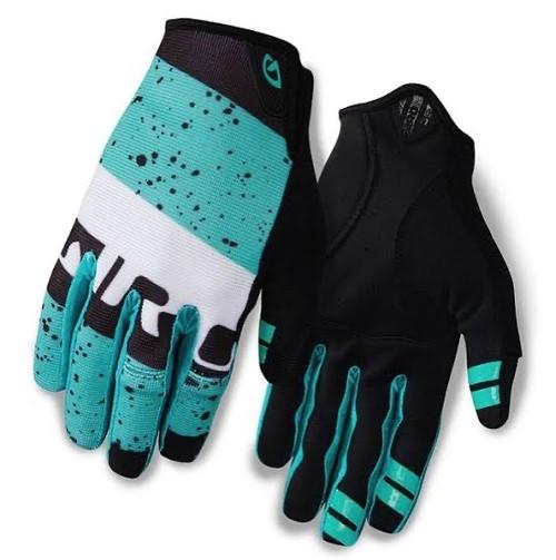 Giro DND Glove Turquoise/Black