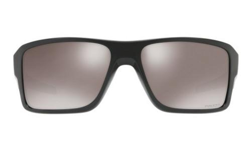 Oakley Double Edge Polished Black With Prizm Black Polarized Lens