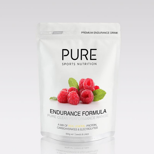 Pure Endurance Formula 500g Raspberry