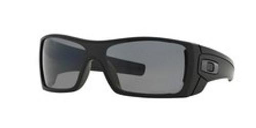 Oakley Batwolf Matte Black With Grey Polarized Lens