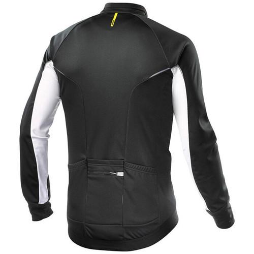 Mavic Cosmic Elite Thermal Jacket - Black/White - M