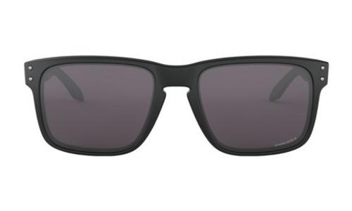 Oakley Holbrook Matte Black With Prizm Grey Lens
