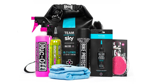 Muc-Off Team Sky Ultimate Cleaning & Care Kit