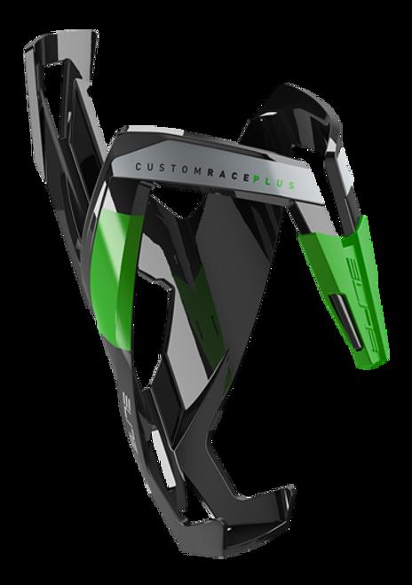 Elite Custom Race Plus Cage - Gloss Black/Green