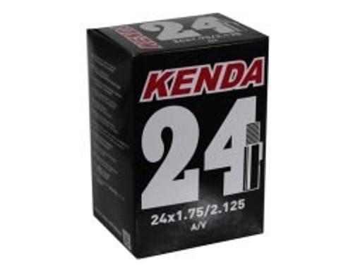 Kenda 24 x 1.75/ 2.125 Tube Schrader