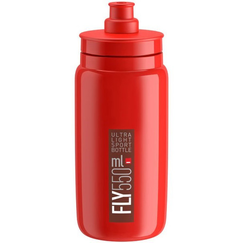 Elite Fly Ultralight Bottle 550ml - Red/Red