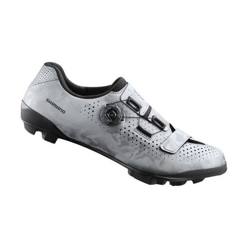 Shimano RX800 Gravel Shoe Silver Camo