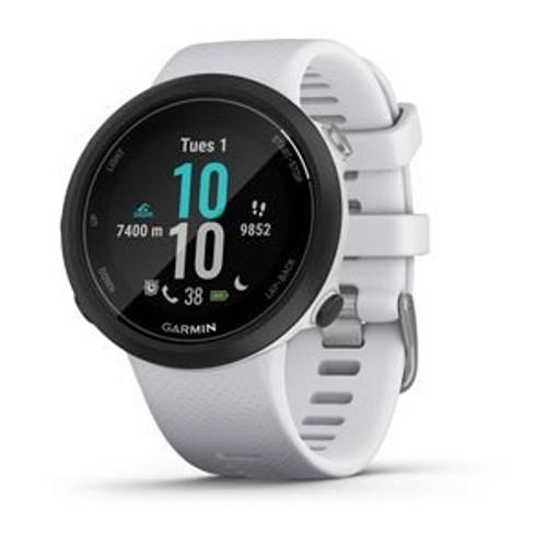 Garmin Swim 2 GPS Swimming Smartwatch Whitestone
