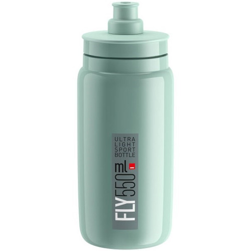 Elite Fly Ultralight Bottle 550ml - Green/Grey