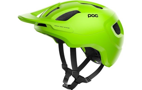 Poc Axion Spin Helmet Fluorescent Yellow