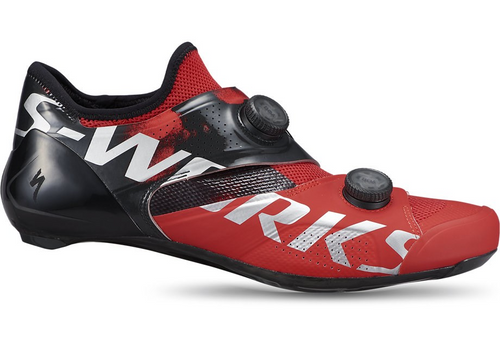 Specialized S-Works Ares Road Shoes Black RED