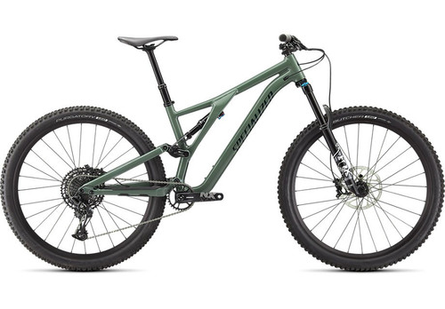 Specialized 2021 Stumpjumper Alloy 29 Gloss Sage Green/Forest Green