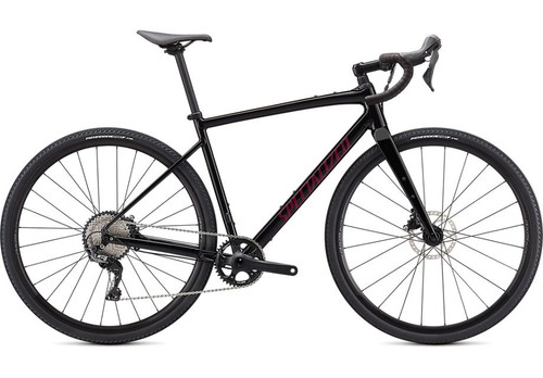 Specialized 2021 Diverge Comp E5 Gloss Black/Satin Maroon
