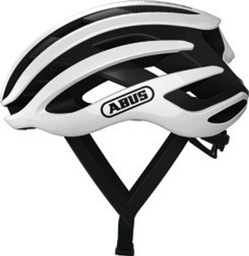 ABUS Airbreaker Helmet White