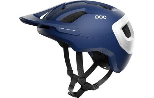 Poc Axion Spin Helmet Lead Blue