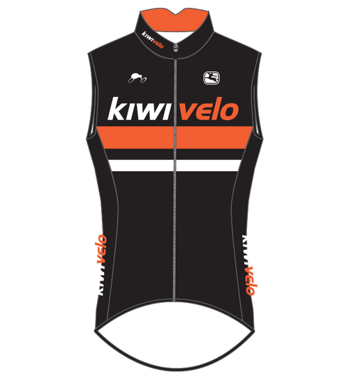 Kiwivelo Giordana Tenax Pro Vest Orange