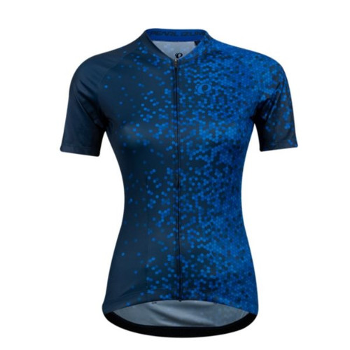 Pearl Izumi Womens Attack Jersey Navy Lapis