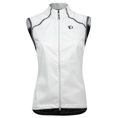 Pearl Izumi Womens Zephrr Barrier Vest White