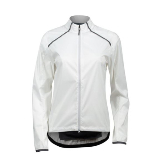 Pearl Izumi Womens Zephrr Barrier Jacket White