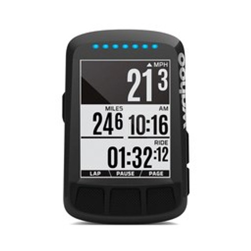 Wahoo Elemnt Bolt GPS Stealth Edition