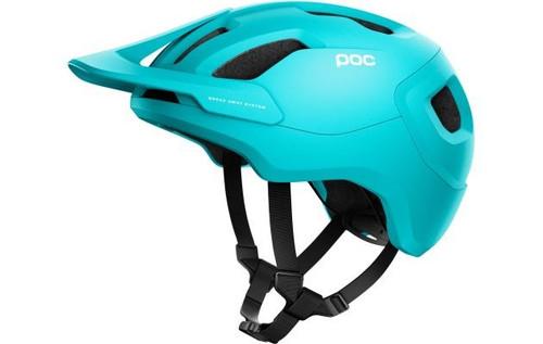 Poc Axion Spin Helmet Kalkopyrit Blue