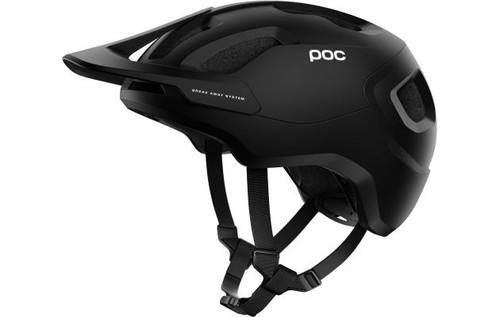 Poc Axion Spin Helmet Matte Black