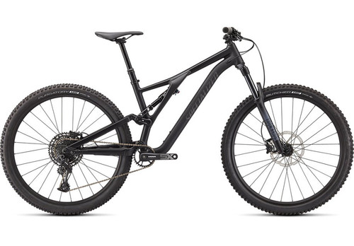 Specialized 2021 Stumpjumper Alloy Satin Black/Smoke