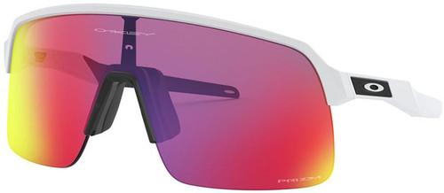 Oakley Sutro Lite Matte White w/Prizm Sapphire Lens