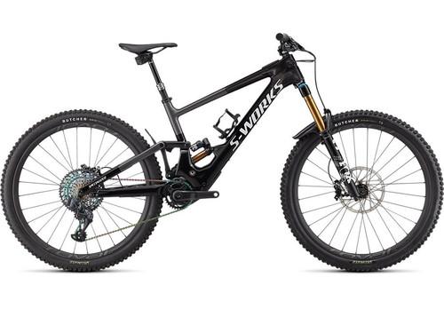 Specialized 2022 S-Works Turbo Kenevo SL Carbon/Black/Silver
