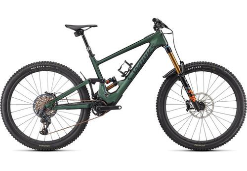 Specialized 2022 S-Works Turbo Kenevo SL Green/Metallic/Black