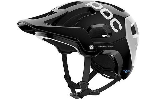 Poc Tectal Race SPIN Uranium Black/Hydrogen White Helmet