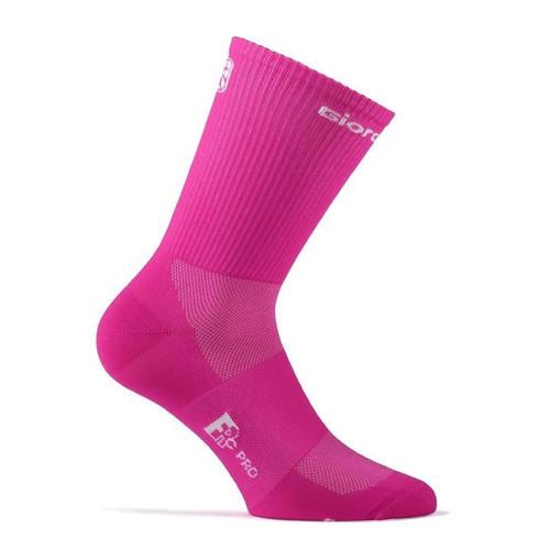 Giordana FR-C Tall Cuff Socks Fuchsia