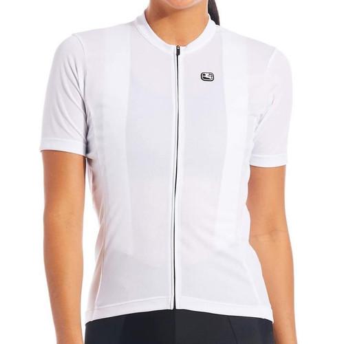 Giordana Fusion S/S Women's Jersey White