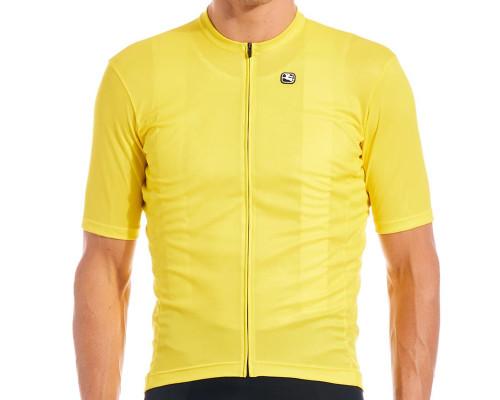 Giordana Fusion S/S Jersey Meadowlark Yellow
