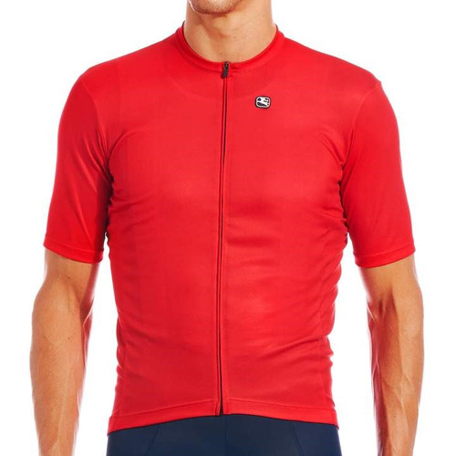 Giordana Fusion S/S Jersey Cherry Red