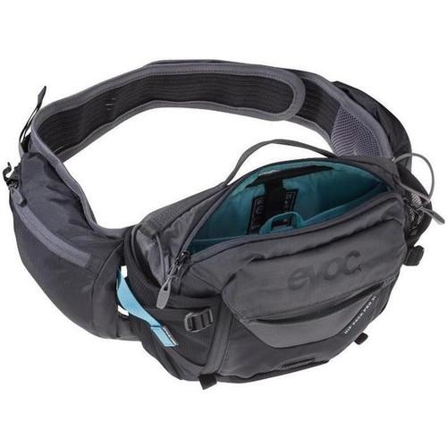 EVOC Hip Pack 3L + 1.5L Bladder Carbon Grey