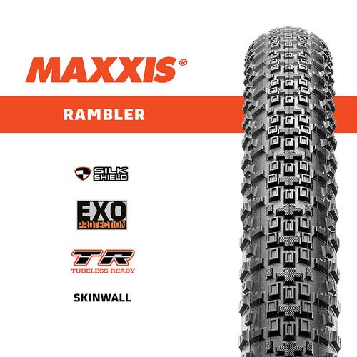 Maxxis Rambler 650x47 Tyre