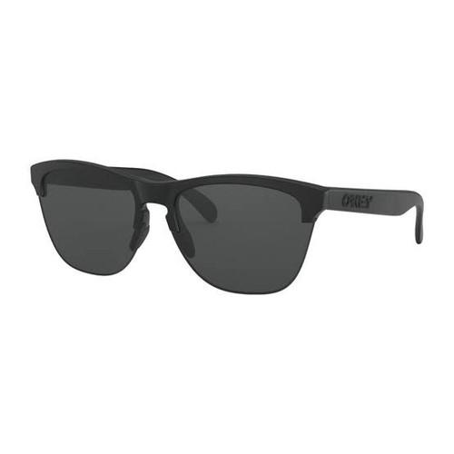 Oakley Frogskin Lite Matte Black w/Grey Lens