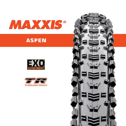 Maxxis Aspen Tyre