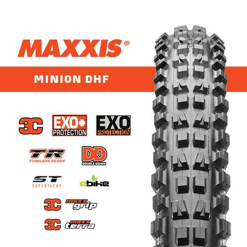 Maxxis 29 x 2.60 Minion DHF Tyre
