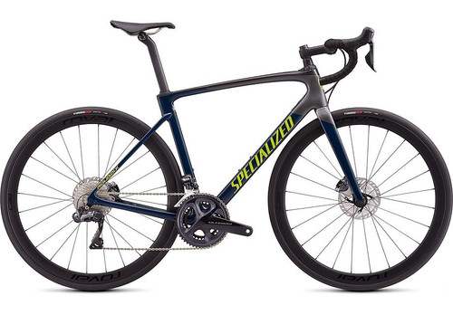 Specialized 2020 Roubaix Expert Ultegra Di2 Gloss Dusty Turquoise -Cast Blue/Charcoal/Hyper