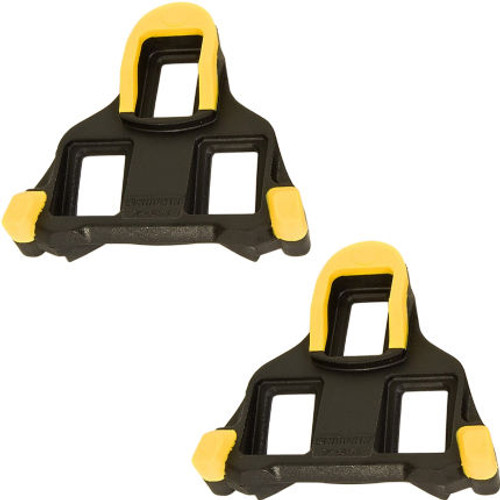 Cleat Shimano Spd-Road Float (Yellow)