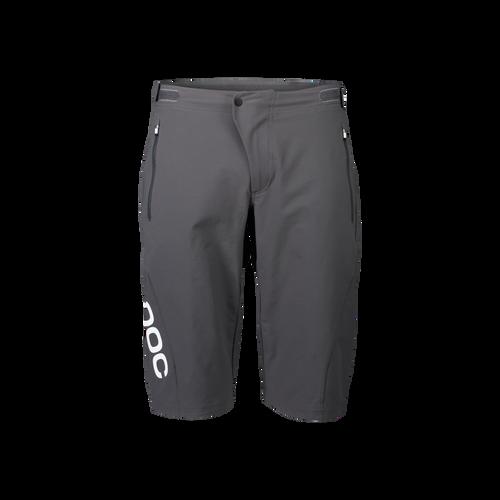 POC Essential Enduro Light Shorts Uranium Black