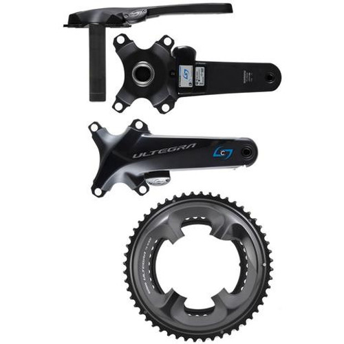 Stages Ultegra R8000 Right-Hand Powermeter w/ Chainrings
